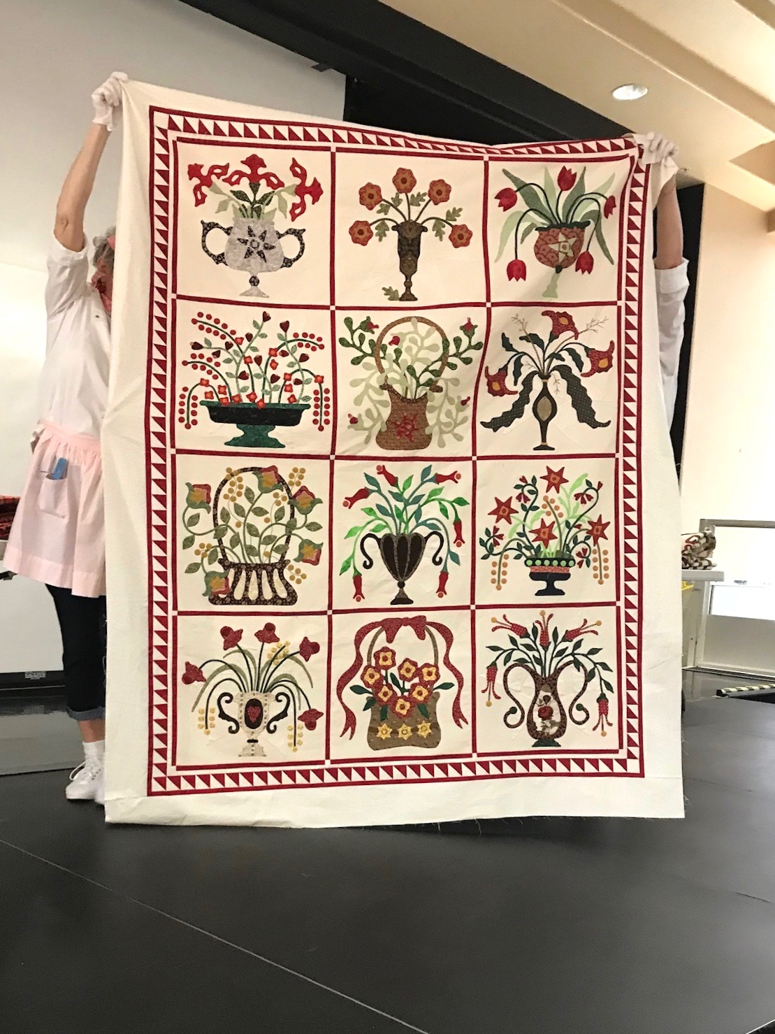 Introducing the 2021 Raffle Quilt